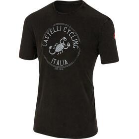 Castelli Armando T-Shirt Men vintage black